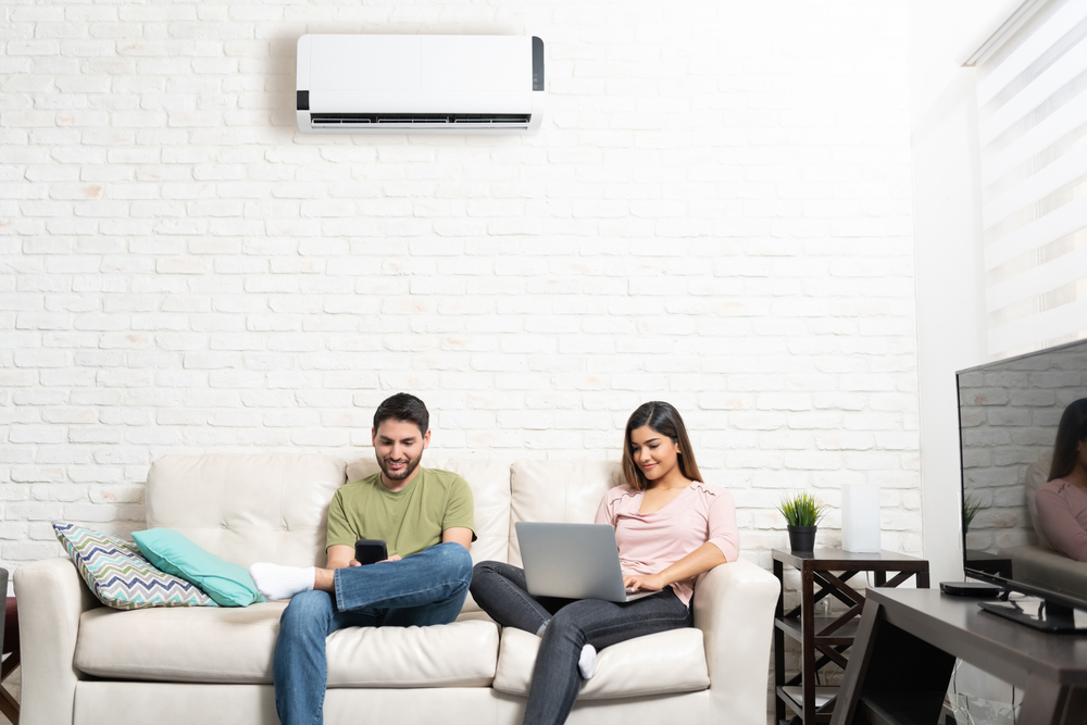 Summer Mini-Split Heat Pump Tune-up & Preventative Maintenance in Bothell Keeps You Cool